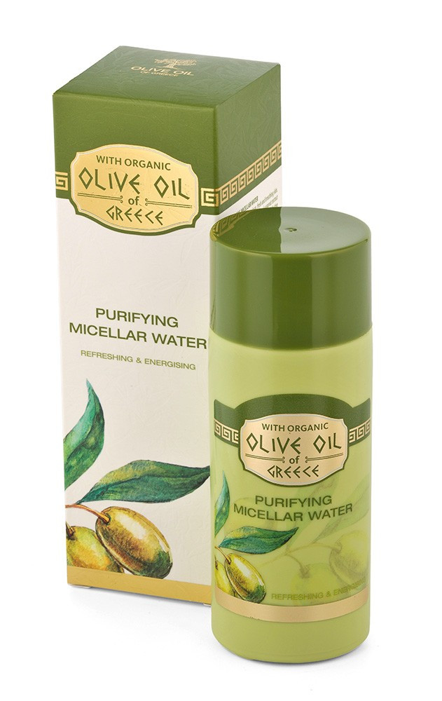 Мицеллярная вода/Purifying micellar waterOlive Oil of Greece 150 ml
