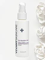 Тоник с миндальной кислотой 3% Mandelic Acid 3-in -1 Toner Vivant Skin care 118 ml