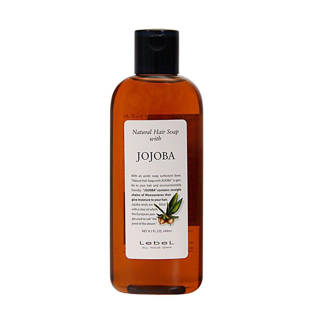 Lebel Jojoba Shampoo Шампунь с экстрактом жожоба 240 мл