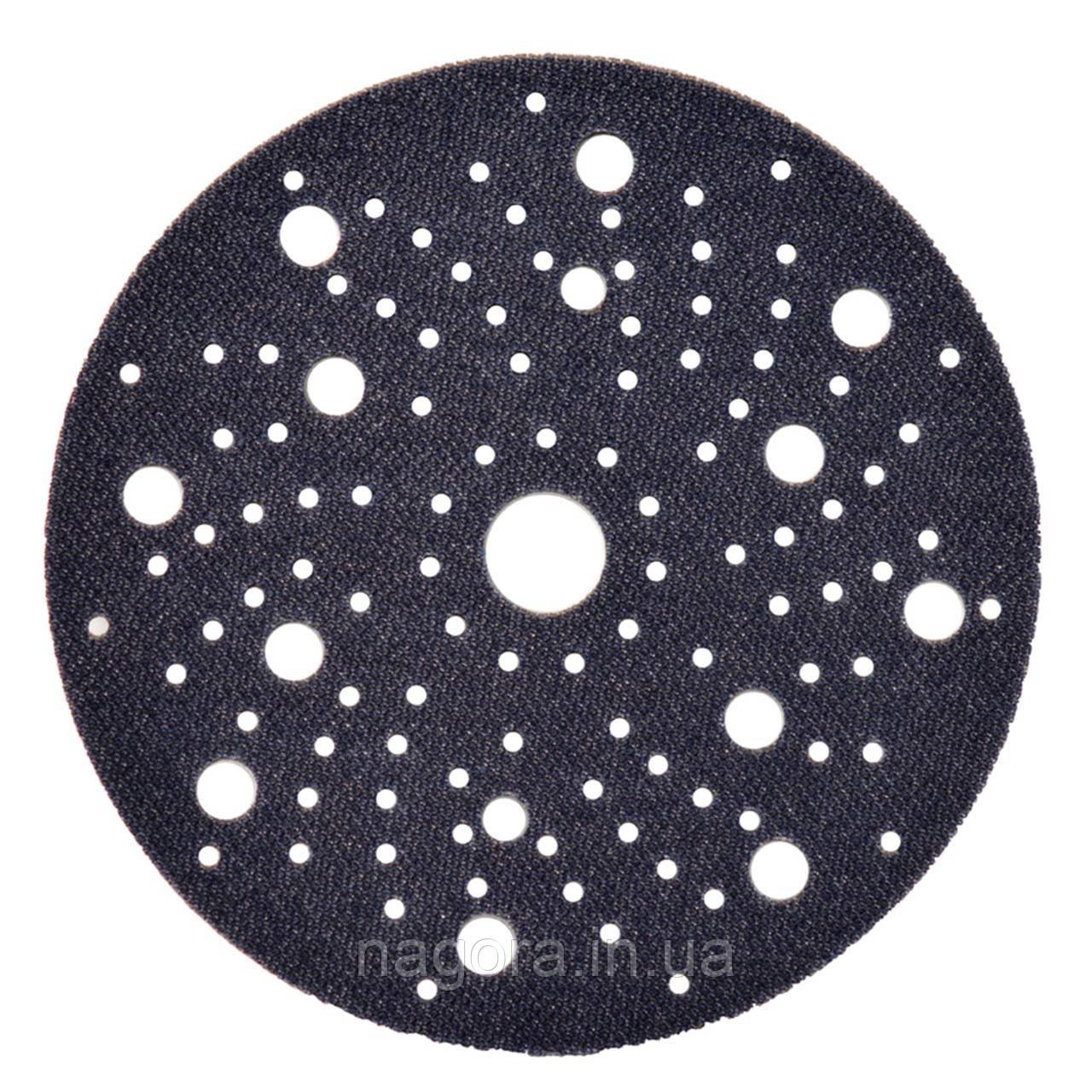 Підкладка мультидырочная 3M™ для абразивних кругів Hookit™ ø150мм 5мм м'яка