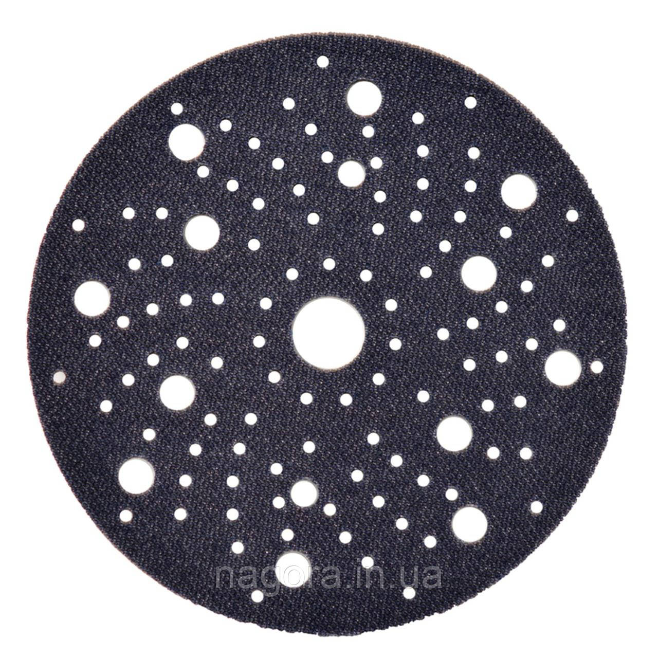 Подложка мультидырочная 3M™ для абразивных кругов Hookit™ ø150мм 5мм мягкая