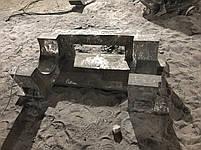 Крупногабаритные отливки из металла, фото 3