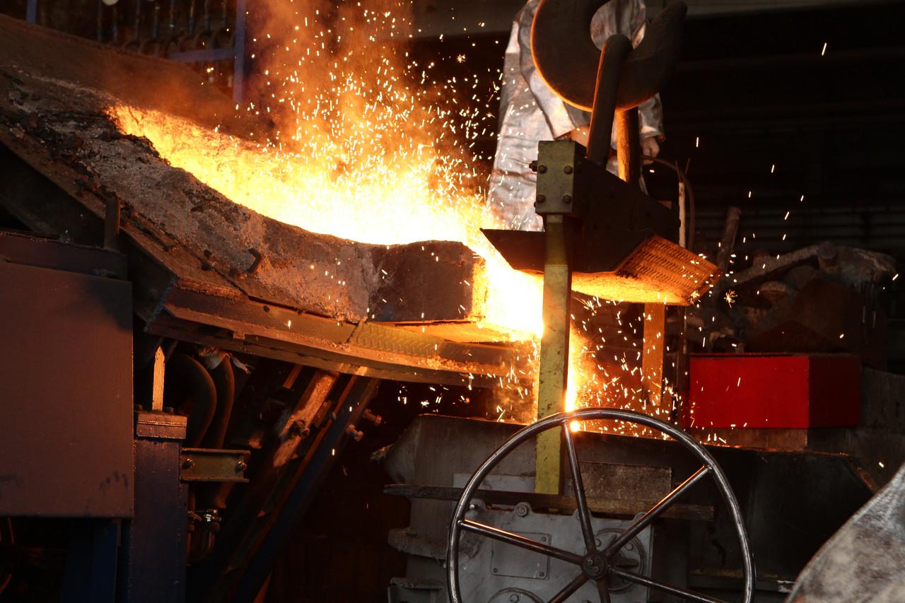 Крупногабаритные отливки из металла