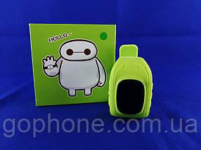 Детские смарт часы Smart Baby Watch Q50 (зеленый)