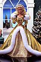 Лялька Барбі Колекційна Щасливого Різдва 1994 Barbie Happy Holidays 12155, фото 3