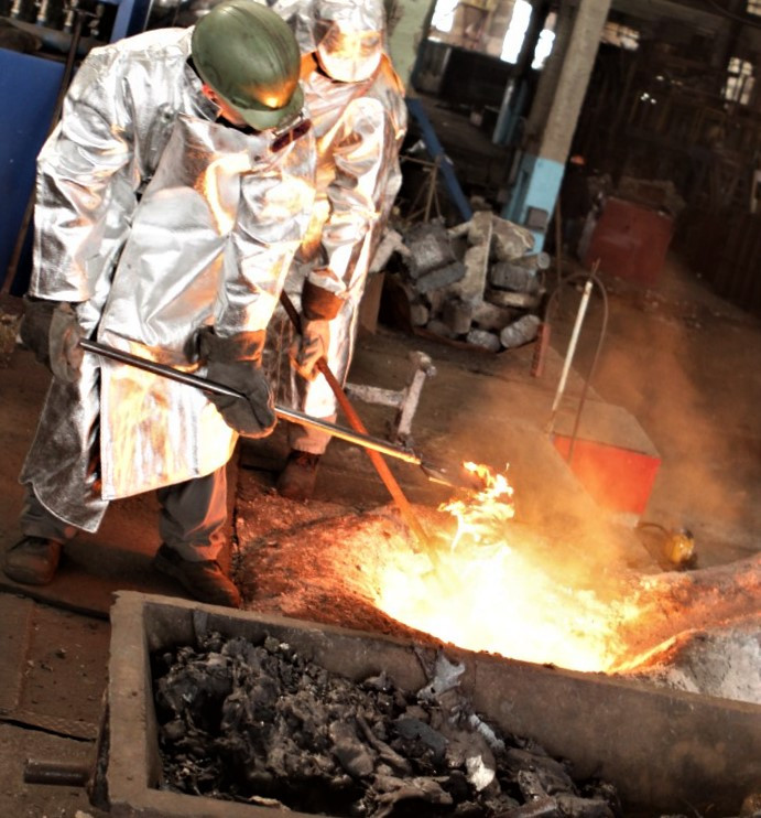 Литье черных металлов под заказ
