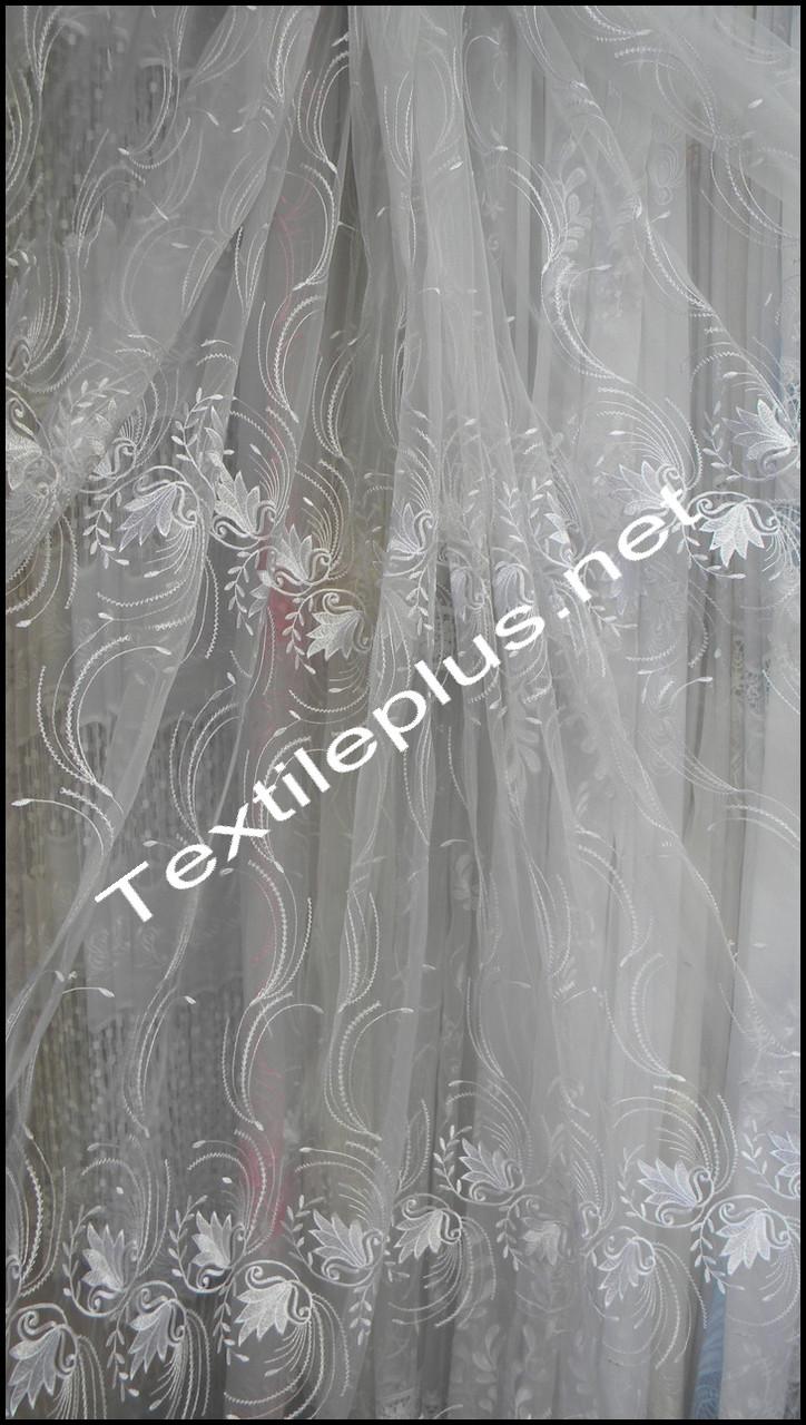 Тюль Ерика остаток 2м - Textile plus в Хмельницком