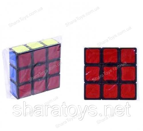 Кубик логика плоский