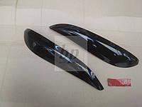 Реснички передних фар Chevrolet Niva (шевроле нива/ ваз 21236) 2002+