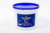 Pellets пеллетс Carp Drive Black Premium Halibut (премиум класcа с отверстием) 8 мм 3000 гр. ведро