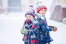 Детские зимние курточки