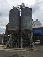 Бункер вентилируемый для охлаждения зерна (ОБВ-40)