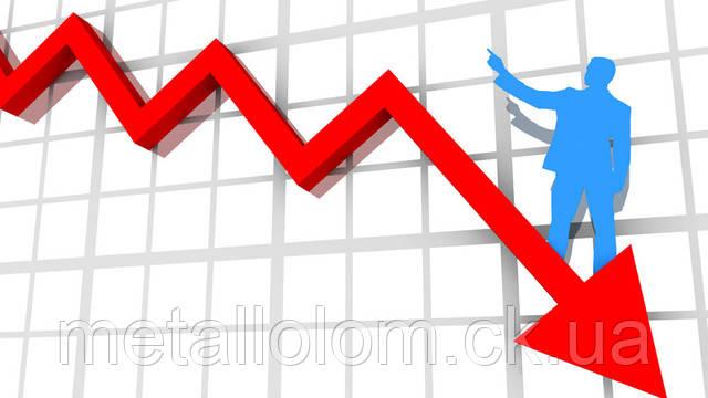 Внимание с 24.09.2015 ожидается падение на черный металлолом
