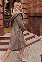 пальто демисезонное женское Modus Анджи 7806, фото 3
