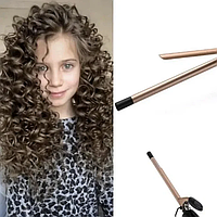 Плойка для волос Geemy GM2825 | Плойка для завивки волос афрокудри