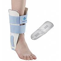 Бандаж-шина на голень с гелево-воздушными подушками Wellcare 62026