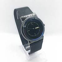 Часы женские наручные в стиле Apple (Эпл), цвет черный ( код: IBW307B )