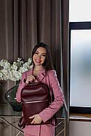 Рюкзак бордового цвета UDLER, фото 1