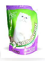 КОТиКОРМ белорусский сухой премиум корм для взрослых длинношерстных кошек 10 кг