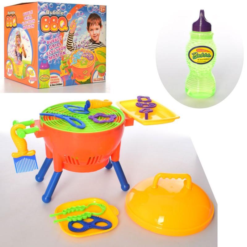 Мыльные пузыри, + детская кухня-гриль, игра, 2016