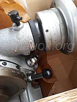 Zenitech RTU 165 поворотный делительный стол с 3-х кулачковым патроном зенитек рту 165, фото 3