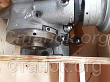 Zenitech RTU 165 поворотный делительный стол с 3-х кулачковым патроном зенитек рту 165, фото 2