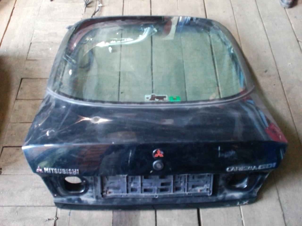 Mitsubishi Carisma 95-01 Крышка багажника для хэтчбека
