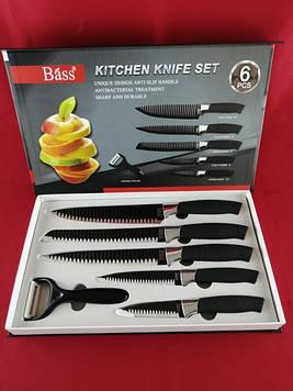 Набір ножів Bass (6 предметів)