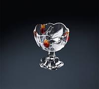 Салатник Nadine Satin Red Gold 140 мм WALTHER GLASS