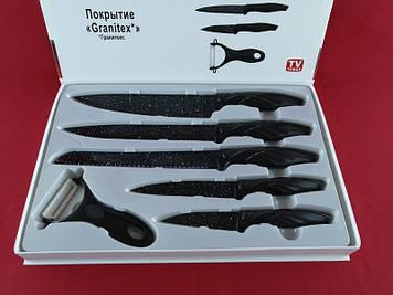 Набір ножів Сила Граніту (6 предметів)