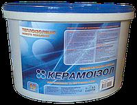 """Жидкая теплоизоляционная мастика """"Керамоизол"""" 10 литров"""