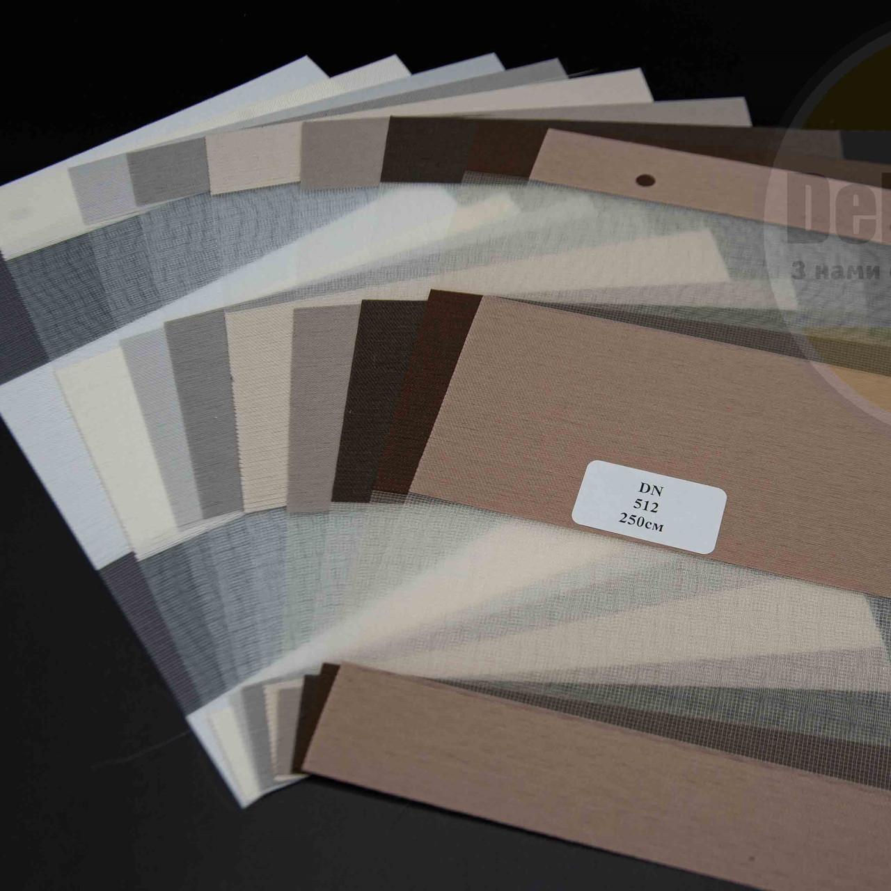 Рулонні штори День-Ніч DN 500 (9 варіантів кольору)
