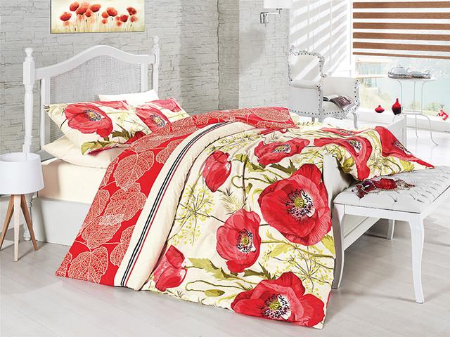 Комплекты постельного белья ранфорс полуторный размер First choice