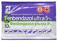 Фенбендазол ультра 5% 10г