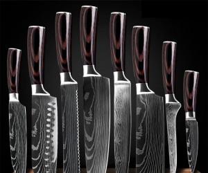 Японські кухонні ножі