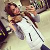 Женская стильная жилетка с мехом (2 цвета)