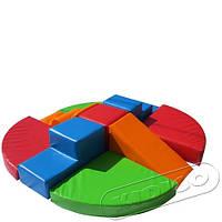 Мягкий модуль Модульный набор KIDIGO™ Девятка