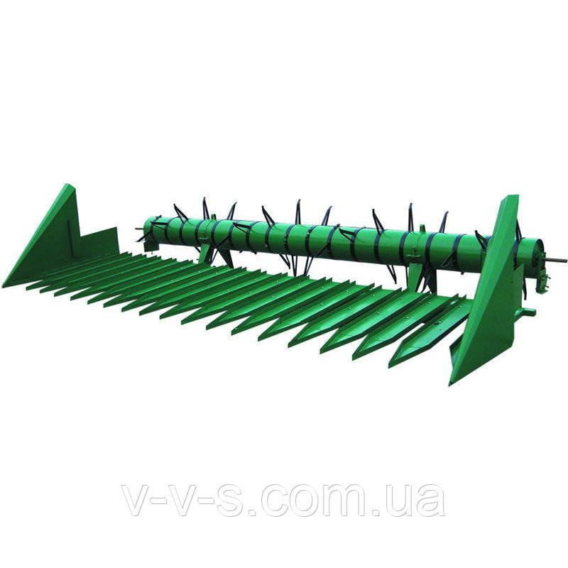 Пристосування для збирання соняшника жатка Джон Дір 820