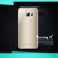 Защитное стекло на заднюю крышку Nillkin H+ для Samsung Galaxy S6 Edge plus G928