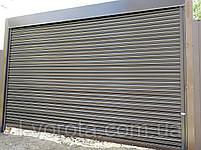 Рулонные ворота (стальной профиль 76) ТМ HARDWICK 3500, 2100, фото 3