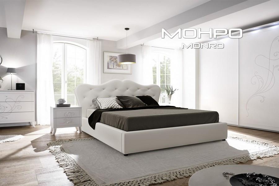 Кровать Монро Грин Софа (серия Люкс)