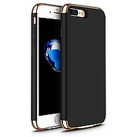 Чехол-аккумулятор для iPhone 7+ Power Bank Joyroom 3500 mAh Black
