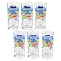 Набір склянок 270 мл 6 шт Florine Luminarc C7003