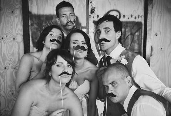 фотобутафория для свадьбы, дня рождения