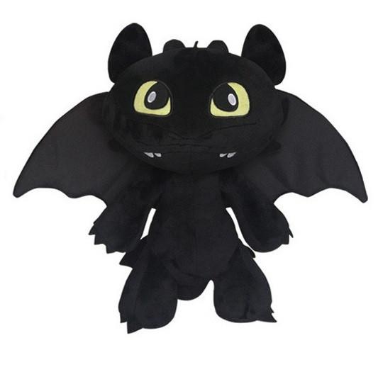 Мягкая игрушка Беззубик 30 cм Как приручить дракона