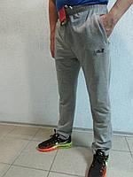 Мужские спортивные штаны Jack Wolfskin 8805 светло серые код 28б