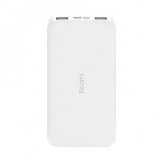 Портативная батарея Xiaomi Redmi 10000mAh White (PB100LZM) EAN/UPC: 6934177709982