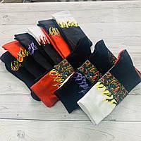Носки мужские Принт  Ducks socks men «Color collection»41-44р