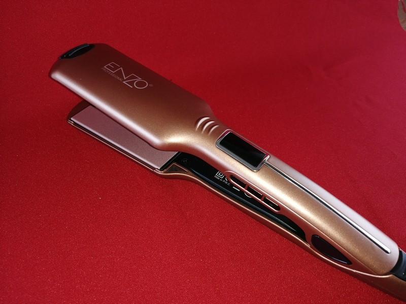 Плойка випрямляч для волосся ENZO EN-3851