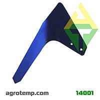Лапа-бритва ліва КРН-5,6 Н-043.01.170